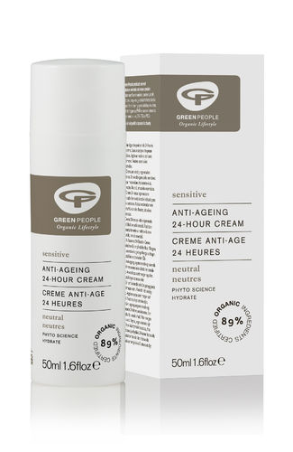 Green People Sensitive 24h Cream 50 ml