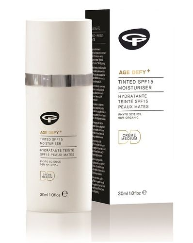 Green People Tinted DD Moisturizer SPF15 Medium 30 ml