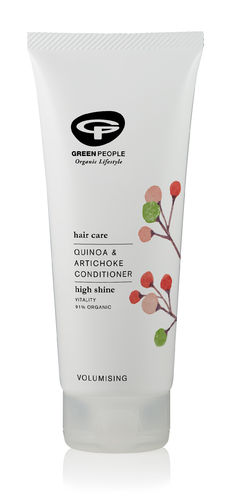 Green People Artichoke & Quinea Conditioner hiustenhoitoaine 200 ml