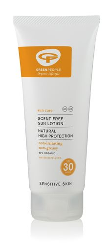 Green People Sun Lotion SPF30 High Protection 200 ml